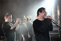 Концерт группы ДДТ 2009